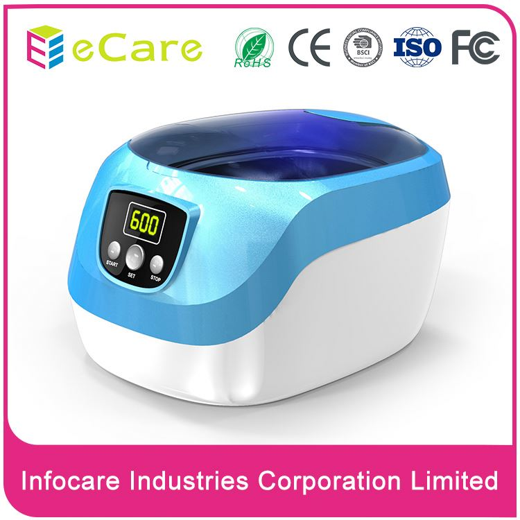 Durable gems ultrasonic nails cleaner instrument