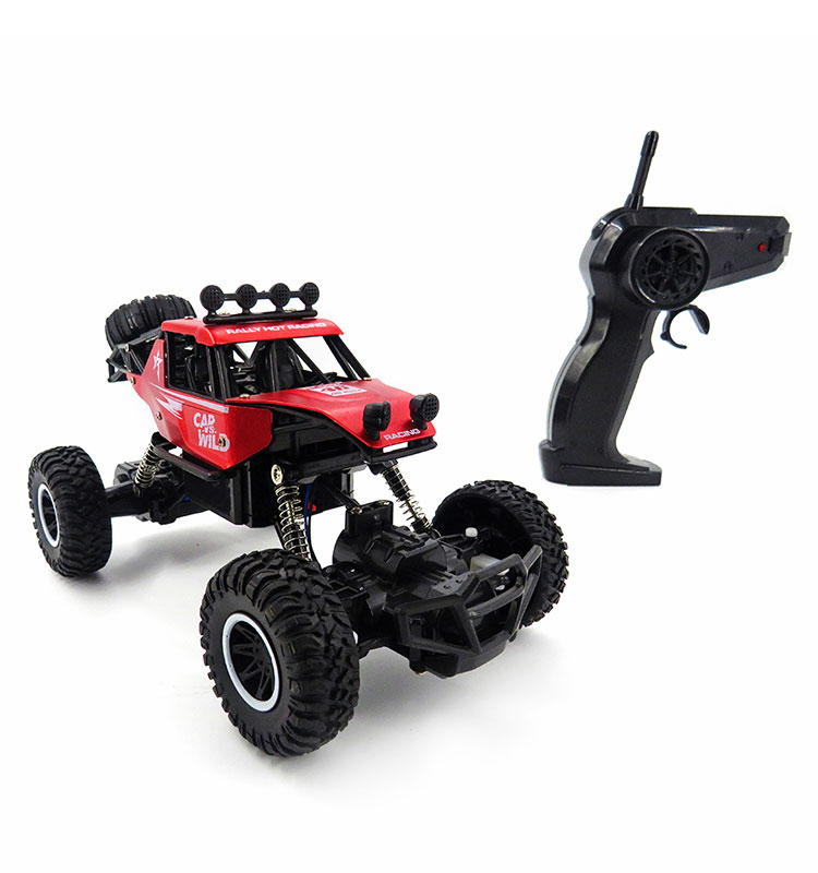 15. SL-109A_Red_Metal_Off-road_Climbing_RC_Car