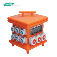 New Products Electrical 3 Phase portable power distribution box
