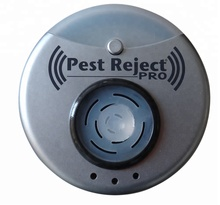 Pragas rejeitar como visto na tv onda sonora mouse repeller Pest repeller com avançado