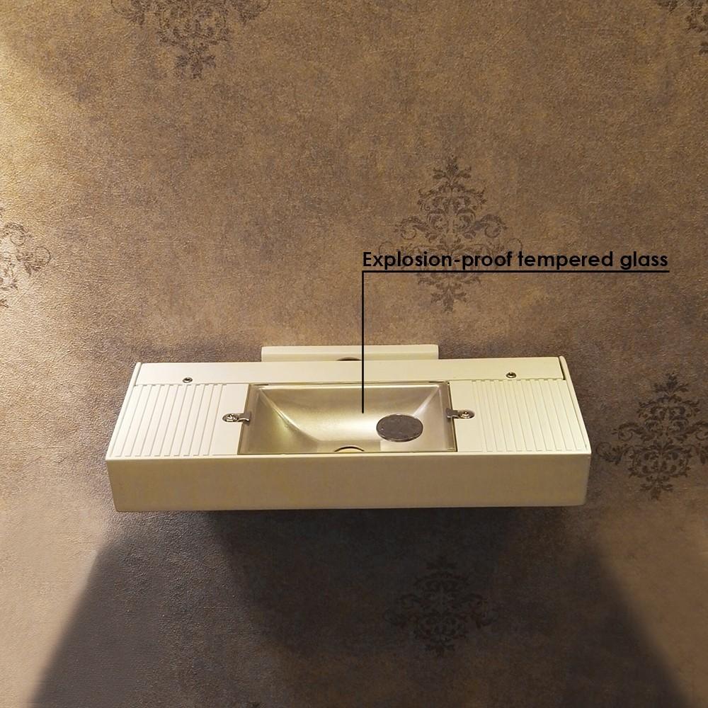 Moderni interni decorativi ruotabile bianco cubo quadrato in ...