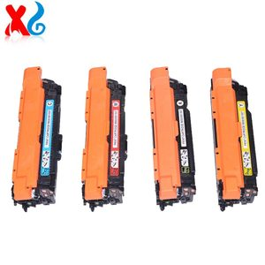 Compatible CE400A CE401A CE402A CE403A Toner For HP 507A 402 500 M551 Pro500 M570 M575 Toner Cartridge