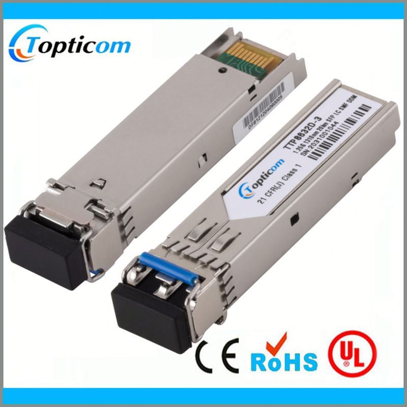1.25g TX1310RX1550 SC opnext 1000base mini gbic full form of sfp module