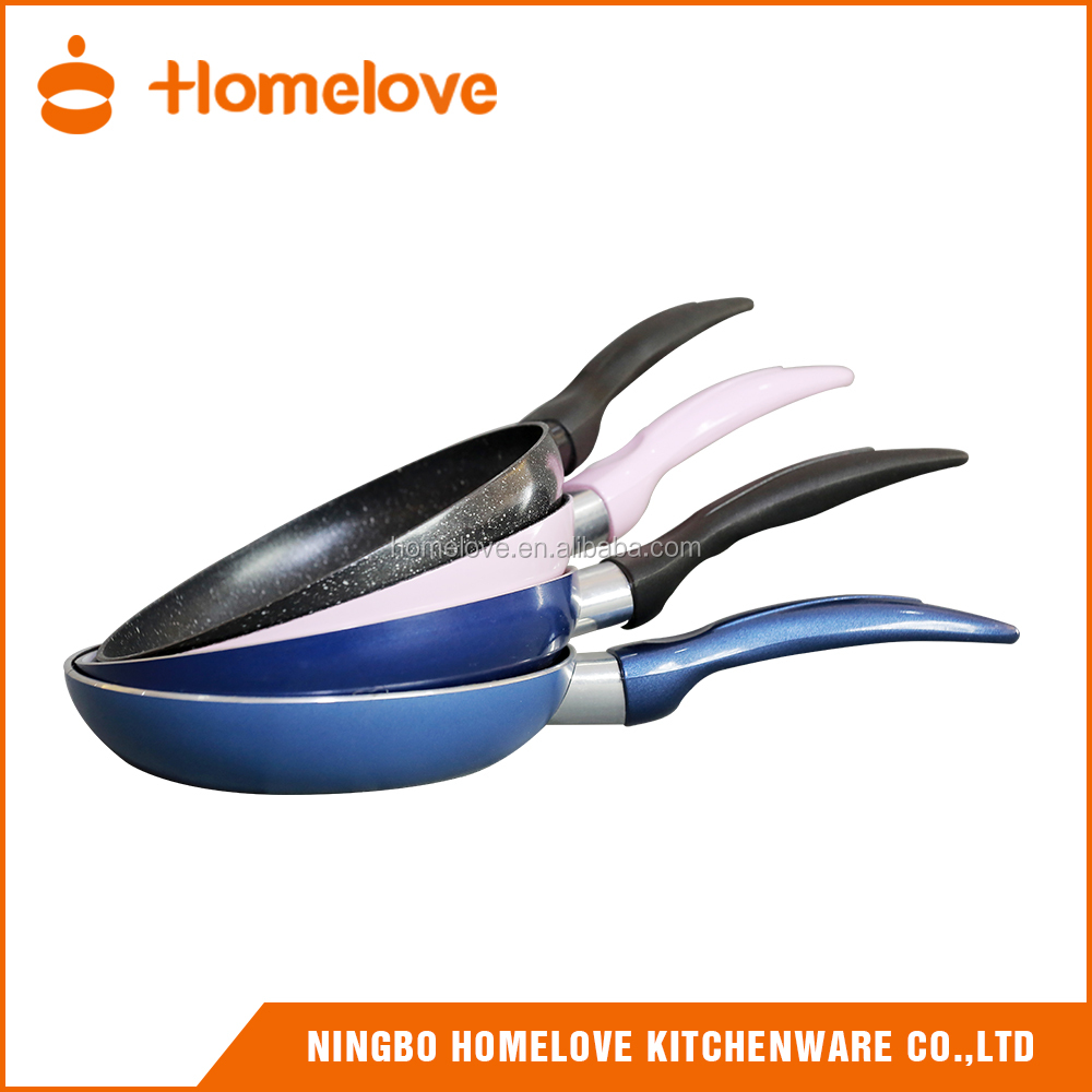 [Factory Outlet]ECO-Friendly SGS/FDA/LFGB Hot New Non Stick Pans