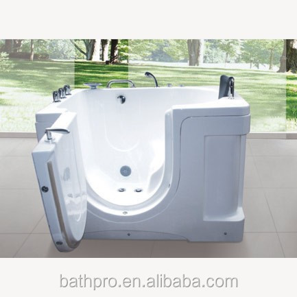 Acrylic Water Massage Bathtub For Old People And Disable People   Buy  Bathtub For Old People And Disable People,Bathtub For Old People,Bathtub  For Disable ...