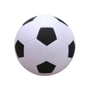 c65c8d1dab756 Customized Logo PU Foam Anti Stress Soccer Shaped pelota de futbol  poliuretano Stress Football Ball