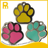 PVC NFC pet tag without mold charges