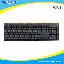 2.4G PC Wireless USB keyboard