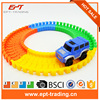 Hot Selling Electric Rail Car Track Diecast For Kids Trains Children Gifts Railway Toys