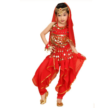 Hot Sale Belly Dance Costumes For Children Kids Bollywood Indian Dance  Costumes , Buy Dance Costume,Children Belly Dance Wear,Children Belly Dance