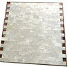 New Design shiny Pearl Shell Mosaic Mother of Pearl Strip Tile popular mosaic