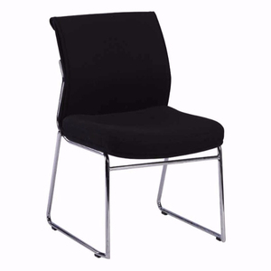 middle back office meeting room chair fabric office chair mechanism chair