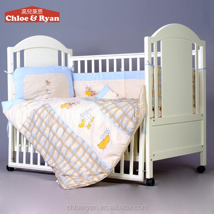 Europa ni os durmiendo cama individual de madera beb cuna - Precios de camas para ninos ...