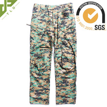 manufacture military camouflage waterproof combat trousers