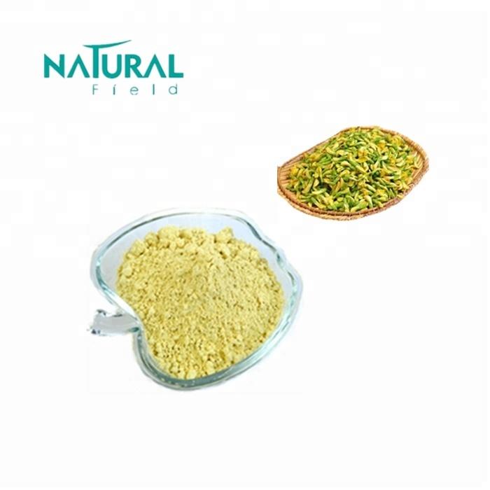 Kosher Certificate  Sophora Japonica Flower Extract Rutin 95%