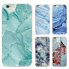New Fashion Printed Marble Stone Pattern PC Case for iPhone 6,Hard Slim Case Cover For iPhone 6/6 Plus/SE/4S