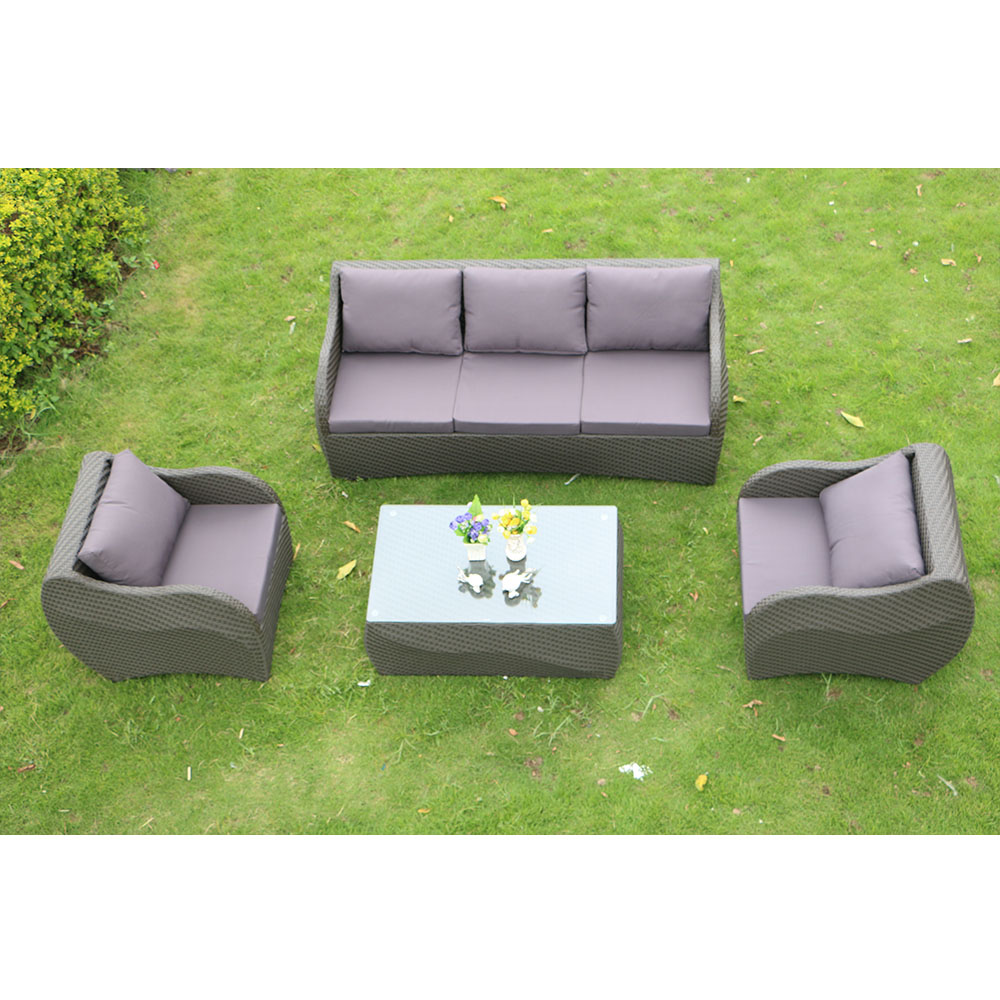 for living room or outdoor use rattan material buy outdoor furniture