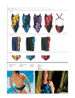 Masculino e Feminino SPLICE JAMMER Swimwear Custom Made