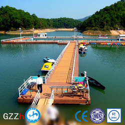 Pontoon for high bouyancy floating dock styrofoam blocks hot sale
