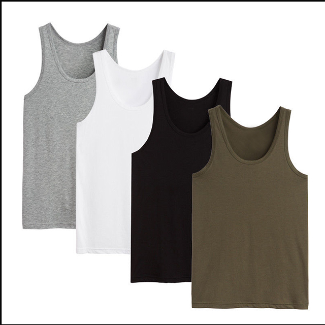 e9f135e40665a NEW Men Sleeveless Bodybuilding Tank Tops Gym T-Shirt Muscle Sports Fitness  Vest