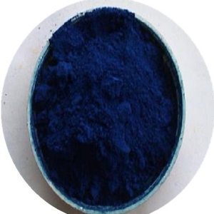 Greenish shade, Good plasticity, Low cost Activated blue crude