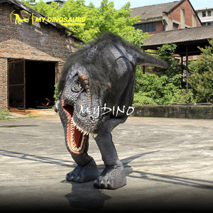MY DINO-DC091 Dinosaur Real Walking with Dinosaurs Costume T-Rex