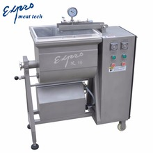 EXPRO 30 Liter Vacuüm <span class=keywords><strong>Vlees</strong></span> <span class=keywords><strong>Mixer</strong></span> voor R D Laboratorium