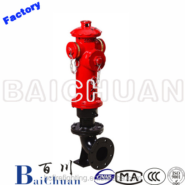 The SS Model Overground Fire Hydrant Type Antique Fire Hydrant For Sale