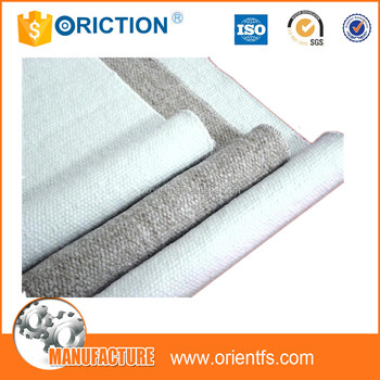 Heat Resistance Fireproof Thermal Insulation Vermiculite Coated Ceramic  Fiber Cloth - Buy Ceramic Fiber Cloth,Insulation Vermiculite Coated Ceramic