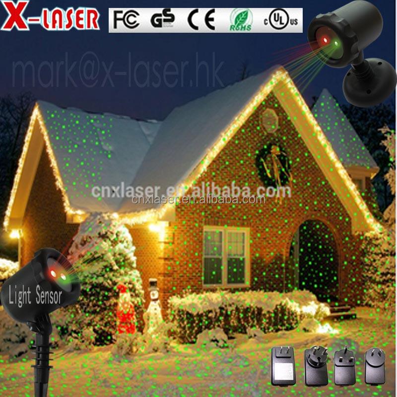 Laser Christmas Lights.Outdoor Laser Christmas Projectors Waterproof Stars Green Shower Lights For Garden House Yard Landscape Buy Mini Laser Stage Lighting Projector For
