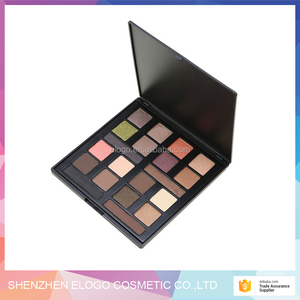 OEM makeup 20colors matte and shimmer Eyeshadow Private Label Eyeshadow Palette 20 Colors Eyeshadow Palette