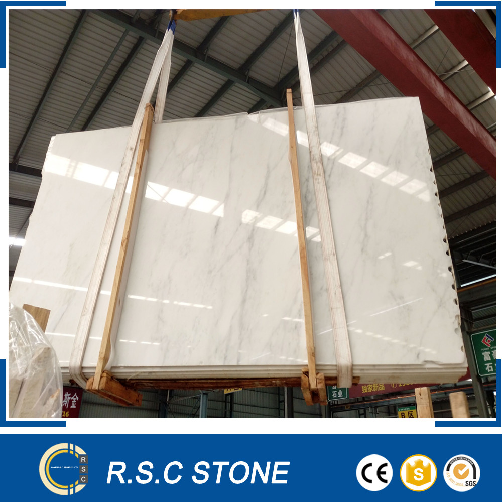 Chinese oriental white marble slab sizes