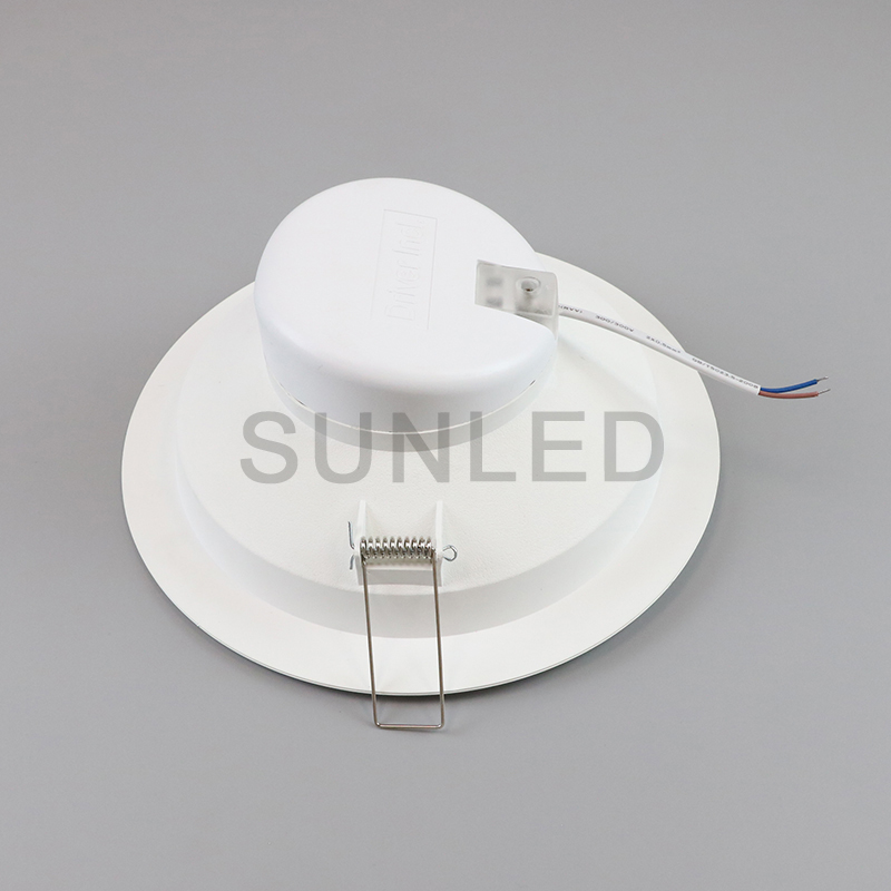 Bc-10 inch LED <strong>downlight</strong> square 250mm cutout led <strong>downlight</strong> W CE ROHS SAA approved
