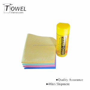 New cleaning products spotless pva car chamois towel