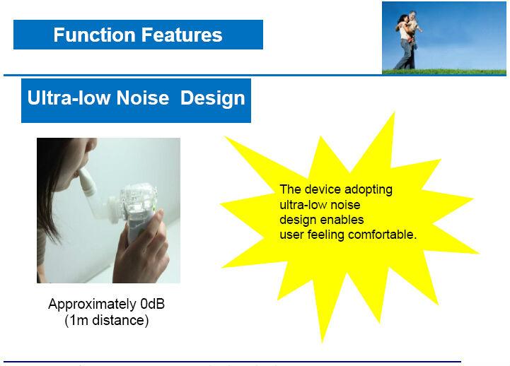 how to use ultrasonic nebulizer machine