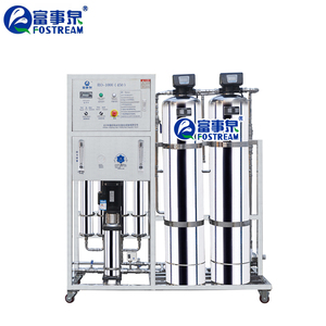 Good Price Sand Carbon Softener Deionized Filter Reverse Osmosis Water System