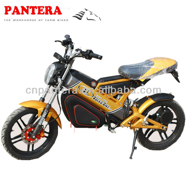 PT- E001 2014 New Good Quality Hot Chongqing Best Selling Cheap EEC 5000w Electric Motorcycle