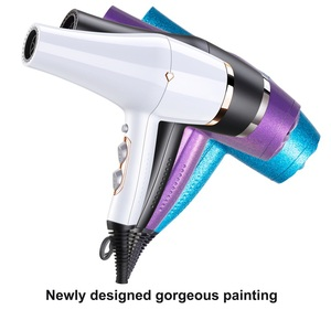 Ionic Infrared Professional Blow Dryer Salon Used Swivel Power Cord Hair Dryer