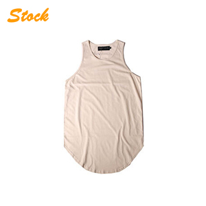Wholesale Fitness Sports Mens Blank Tank Tops