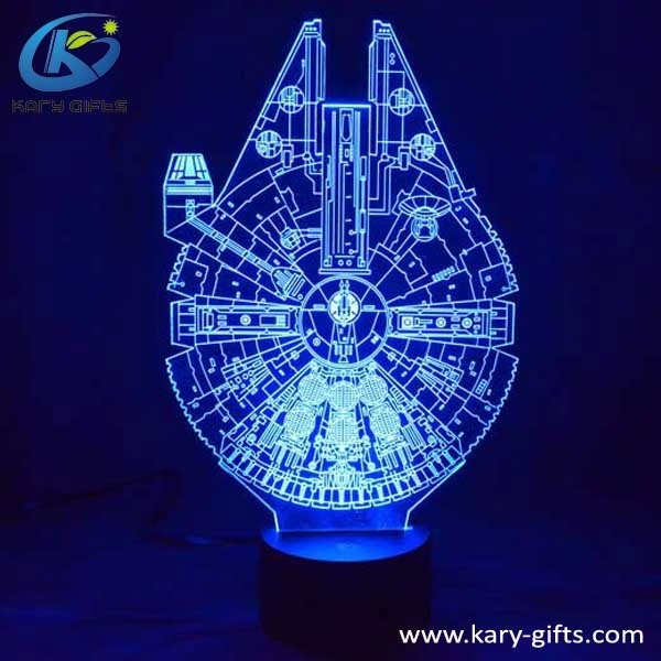bulbing ligh3d led lamp featuring 3d wire frame images earth globe night  light