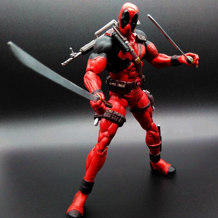 Deadpool Figure/deadpool Action Figure/deadpool Figurine