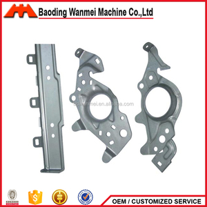 Customized sheet metal stamping aluminum plate stamping gasket