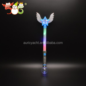 Welcome Wholesales high grade glitter star fairy wand