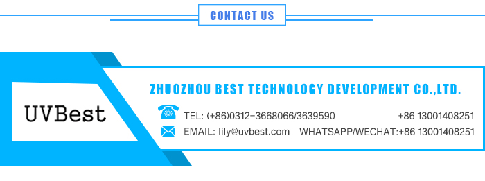 Fornecedor fábrica 1kw máquina de cura UV lâmpada de cura secador de mão portátil