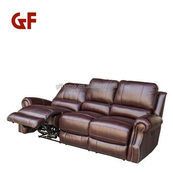 Good Price Round Chaise Lounge Sofa Sectional Teak Wood Designer