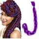 online wholesale solid color jumbo braid synthetic hair