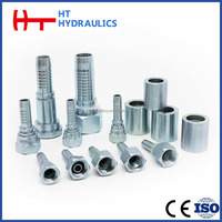 Manufacturer Guarantee Hydraulic Pipe Hose Connector Fittings