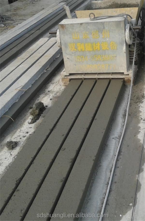 Concrete Fence Material : Molds concrete fence column building materials