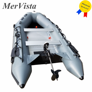 Hot Products 330 High Quality Hypalon Rigid Inflatable Rowing Boat With Motor Malaysia