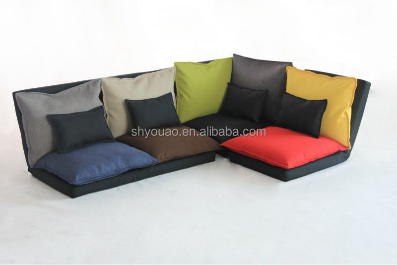 Korean Style Floor Folding Sofa /arabic Sofa Sets B309